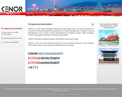 Cenor Group - Investment and Asset Management